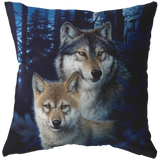 wolf Pillow Mystic Canyon Algarve online Shop