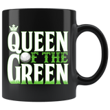 Golf Mug Queen of the Green