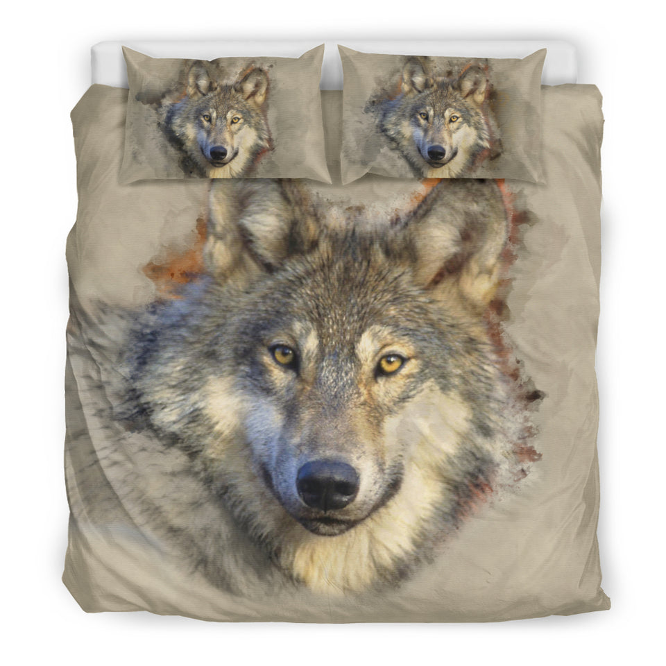Wolf Bedding I am a Wolf Algarve Online shop queen