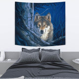 Tapestry Wolf Wall Art algarve online shop Moonshine