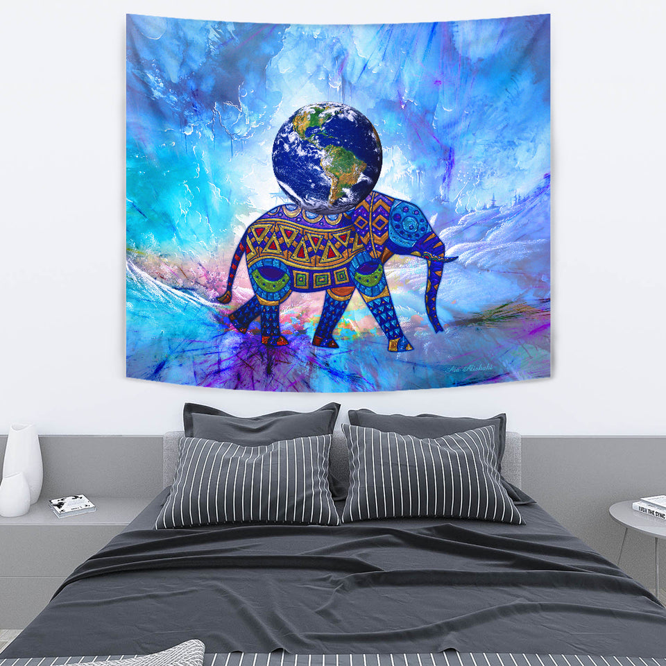 Large Wall Tapestry Elephant Algarve Online Shop3