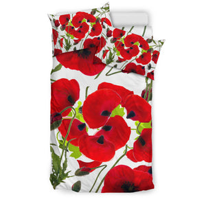 floral king duvet cover set