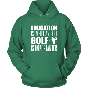 golf hoodie  algarve online shop kelly green
