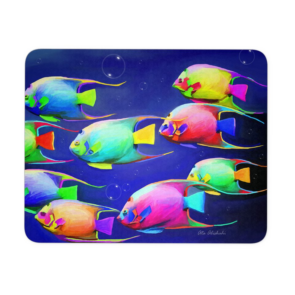 Mouse Pad Sea Life