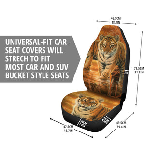 Car Seat Covers - Morning Sun