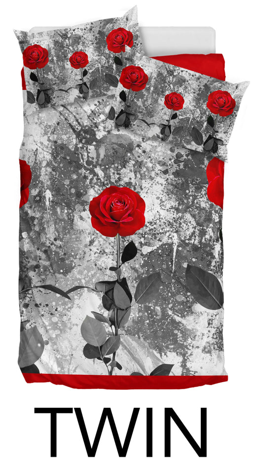 Bedding - Red Roses