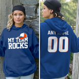 Personalized Florida Fan Hoodie
