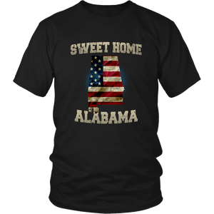 Tshirt - Sweet Home Alabama