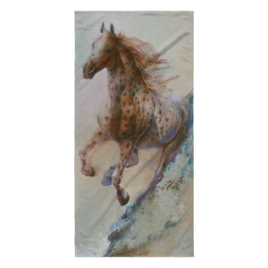Horse Beach Towel Denton Lund