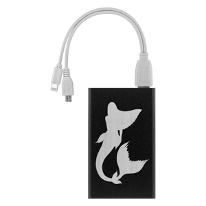 power bank mermaid