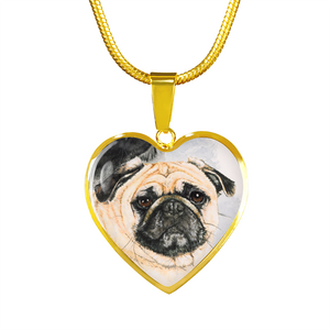 Pug Luxury Necklace