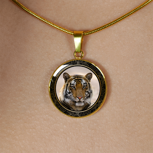 Luxury Necklace - Tiger