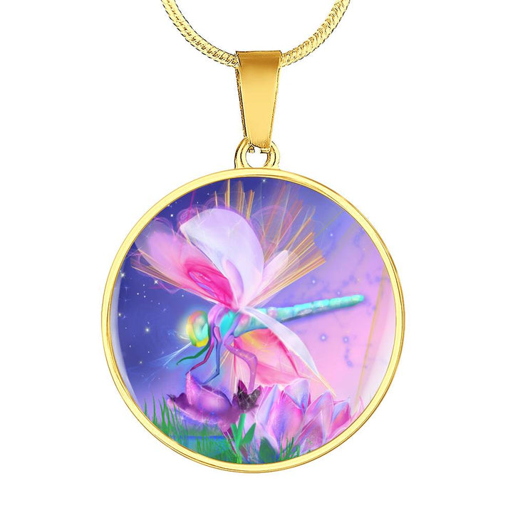 Fantasy Butterfly Necklace
