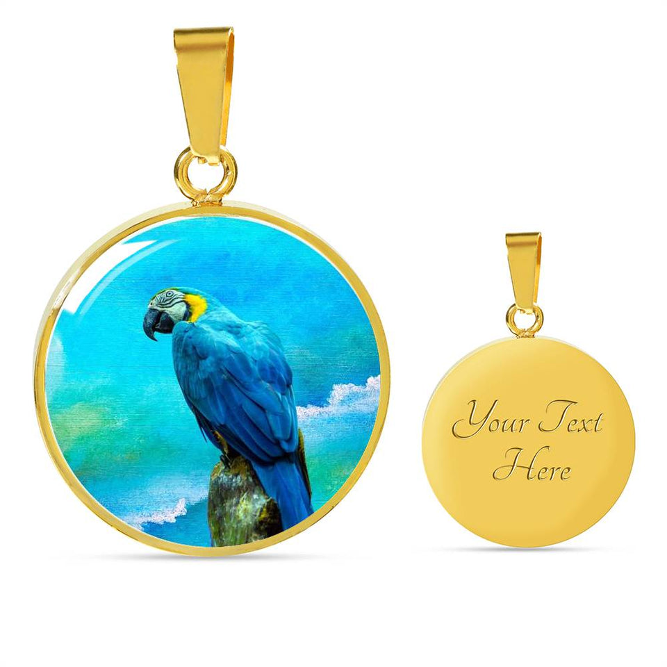 Parrot Necklace