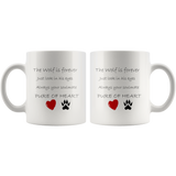 Wolf Mugs Wolf Mug, Pure Heart