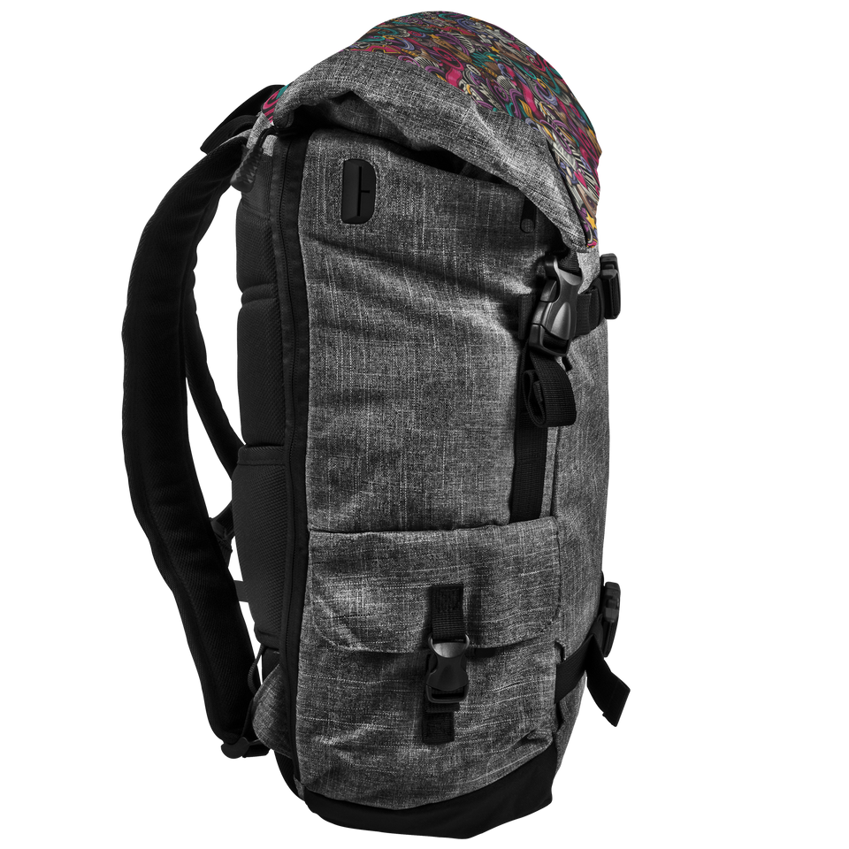 backpack for travelers