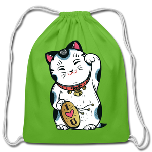 Cat Backpack - natural