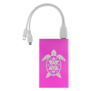 Power Bank Portable Phone Charger. Turtle