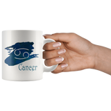 Zodiac Cancer Coffee Mug