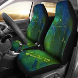 Zodiac Libra Car seat covers