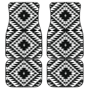 Taos Front And Back Car Mats (Set Of 4)