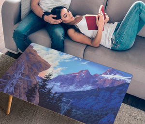 Coffee Table Mountains