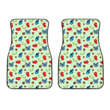 Butterfly Garden Car Floor Mats