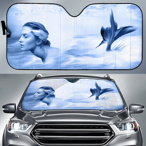 Car Sun Shade Mermaid