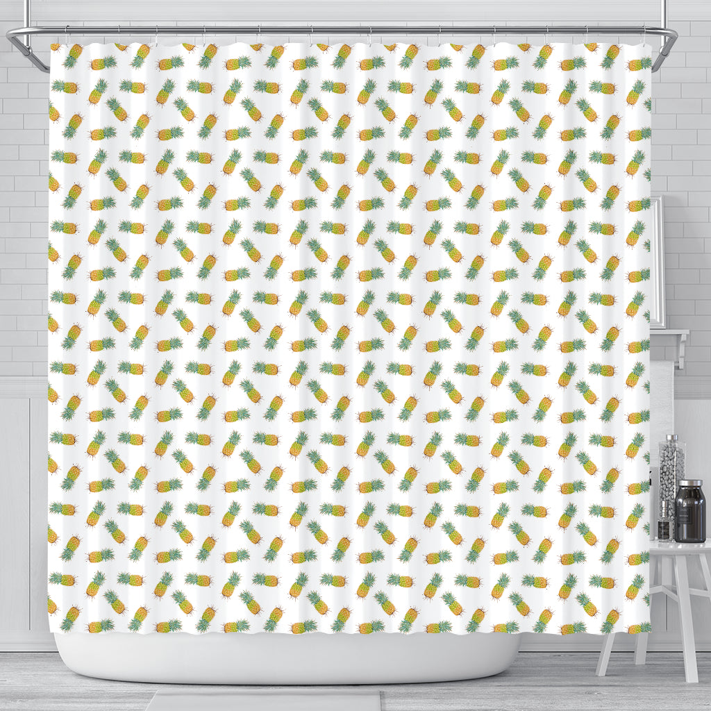 Pineapple Shower Curtain