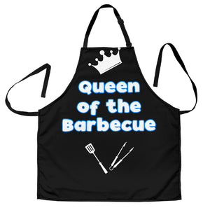 Queen of the Barbecue Women's Apron