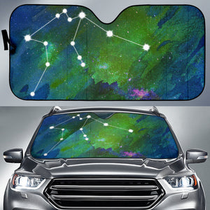 Zodiac Aquarius Gift Ideas Car Sun Shades