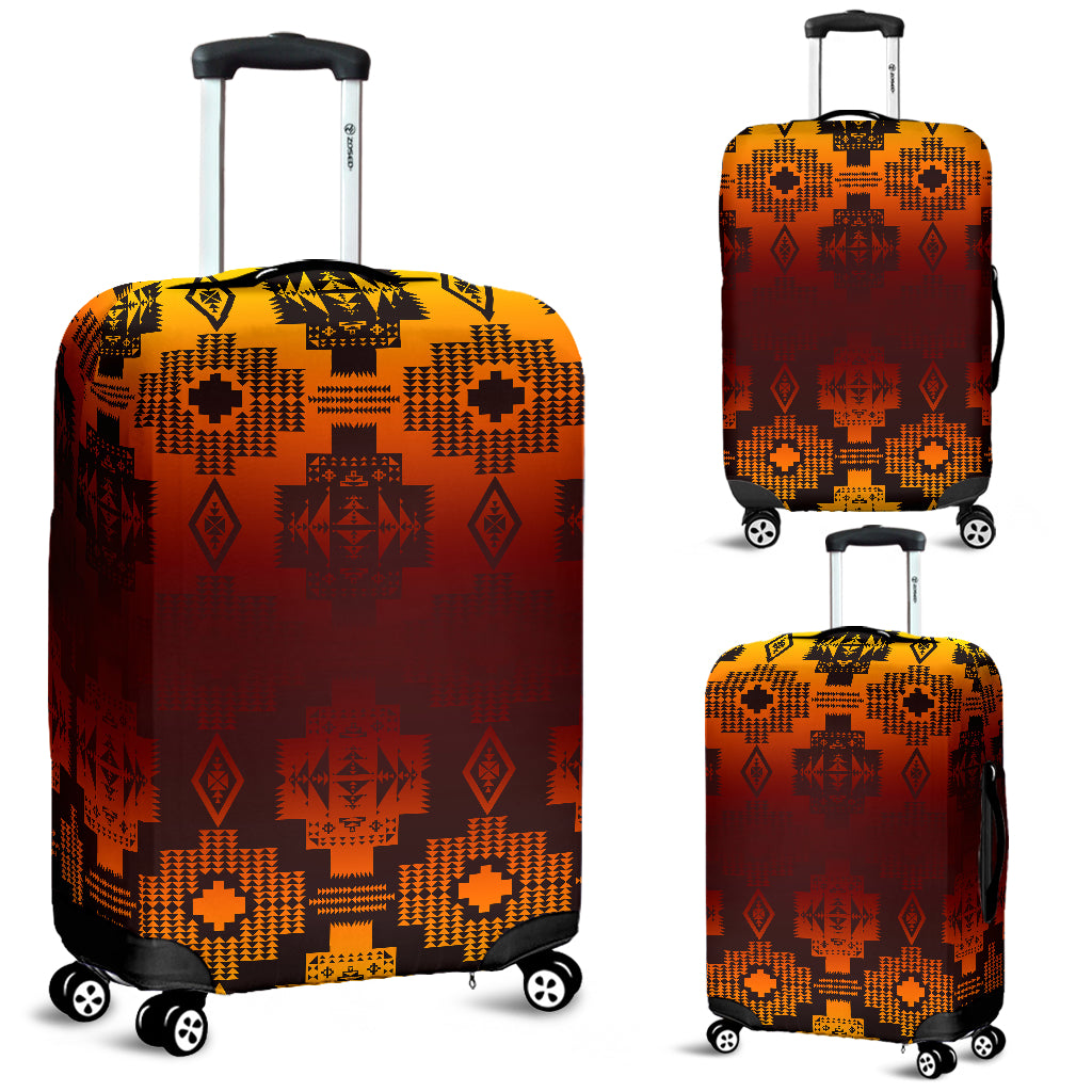 Twilight Battle Luggage Cover