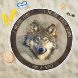 beach blanket wolves