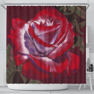 rose shower curtain algarve online shop