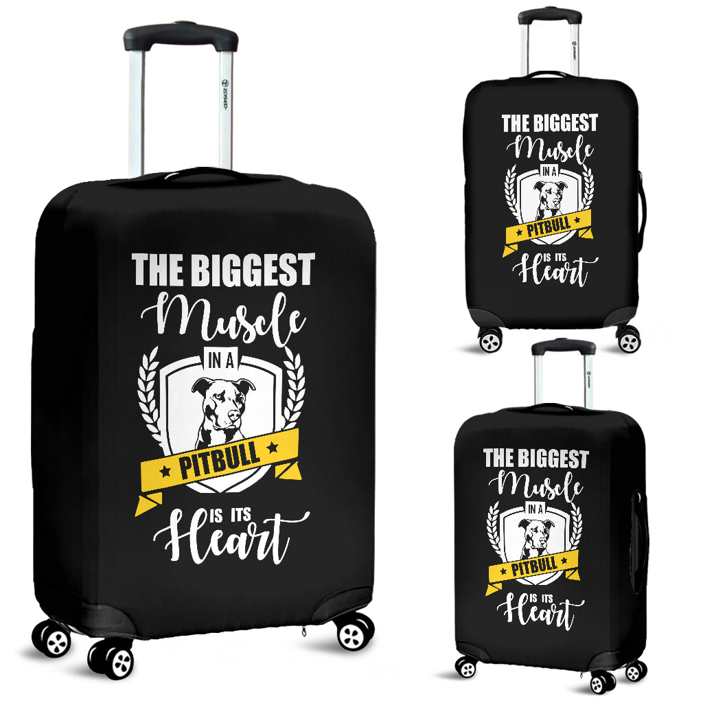 NP Pitbull Luggage Cover
