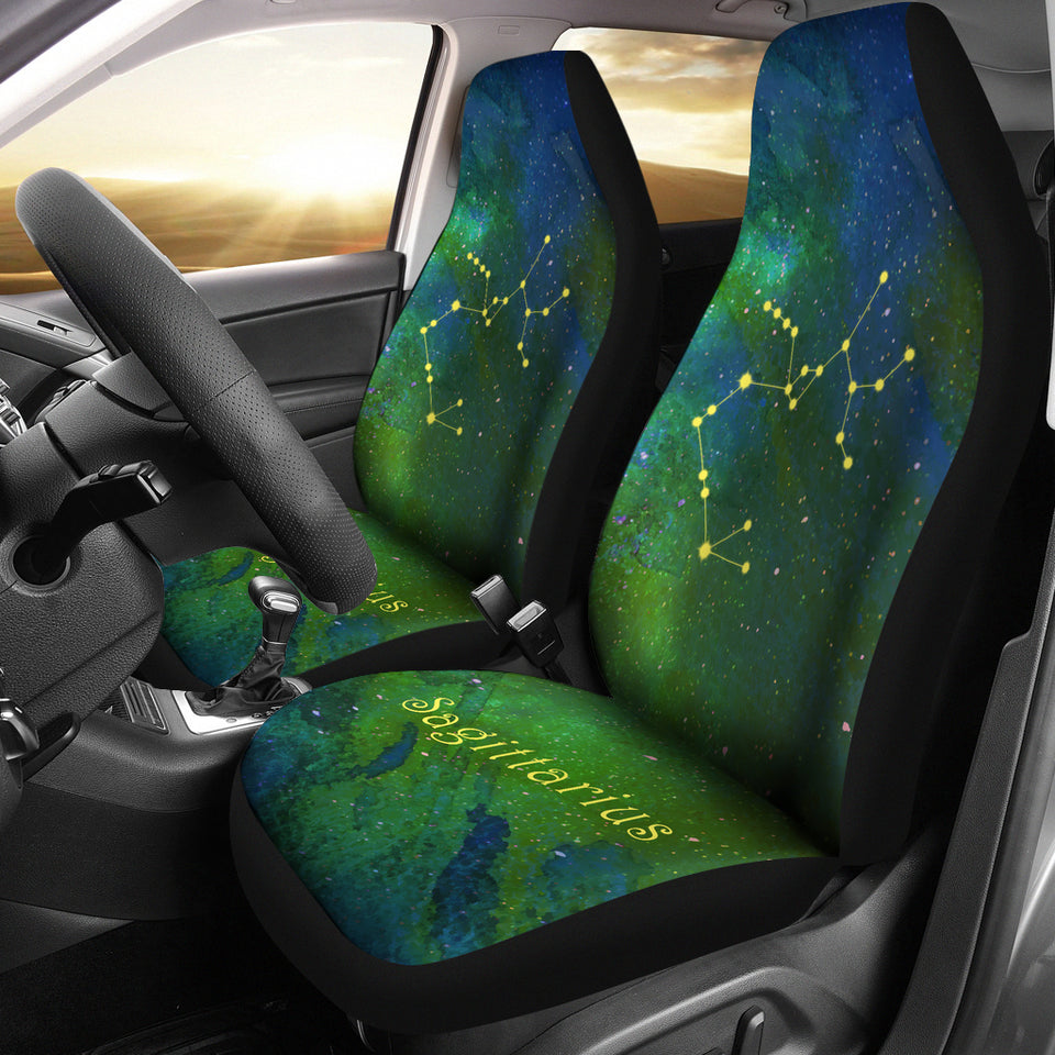 Zodiac Sagittarius Car Seat Covers