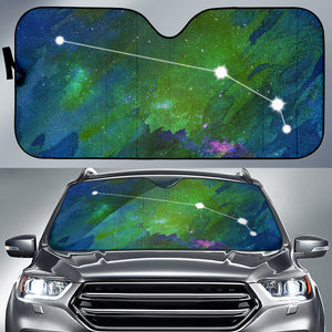 Zodiac Aries Car Sun Shades