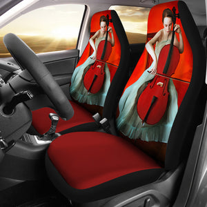 Car seat cover music Ata Alishahi
