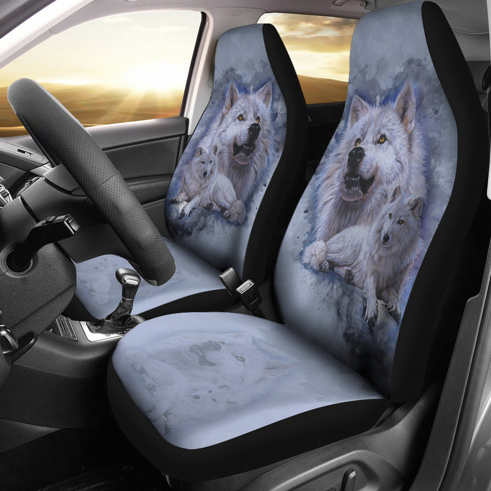 Noble Intensity car seat covers