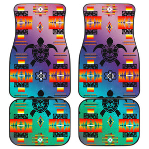 Turtle 300 Front And Back Car Mats (Set Of 4)