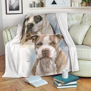 Dog Throw Blanket 3