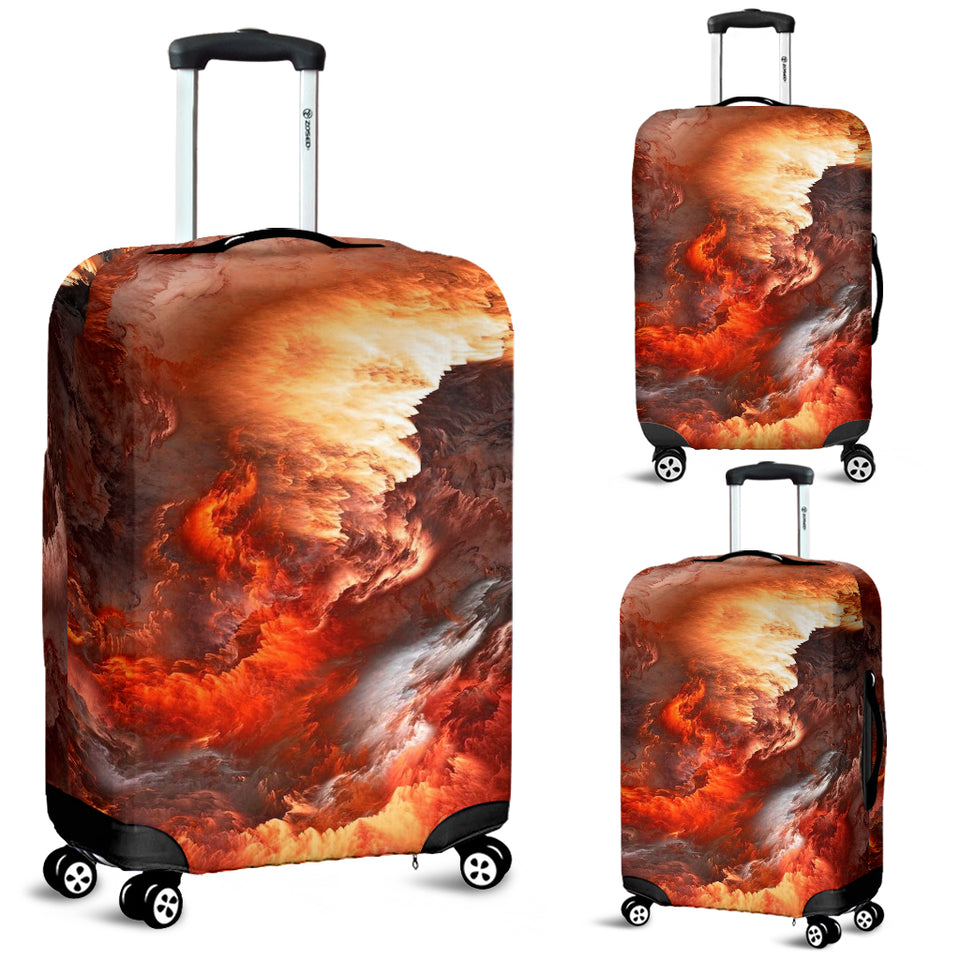 NP Universe Luggage Cover
