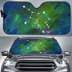 Zodiac Virgo Car Sun Shade