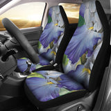 floral Car Seat Covers Flower Iris Algarve online shop