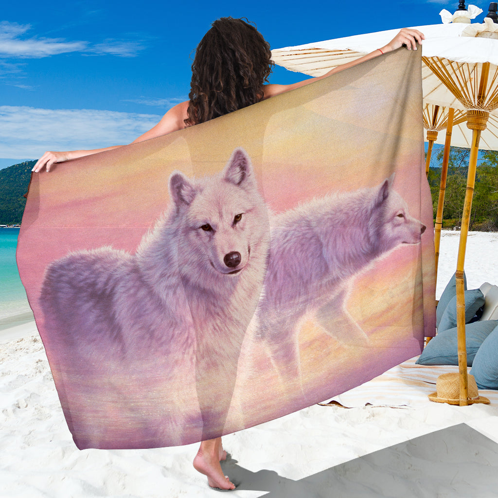 Sarong White Wolves algarve online shop