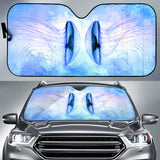 best auto sun shade with jellyfish print algarve online shop
