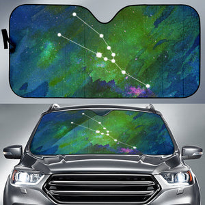 Zodiac Taurus Car Sun Shades Horoscope lover gifts ideas