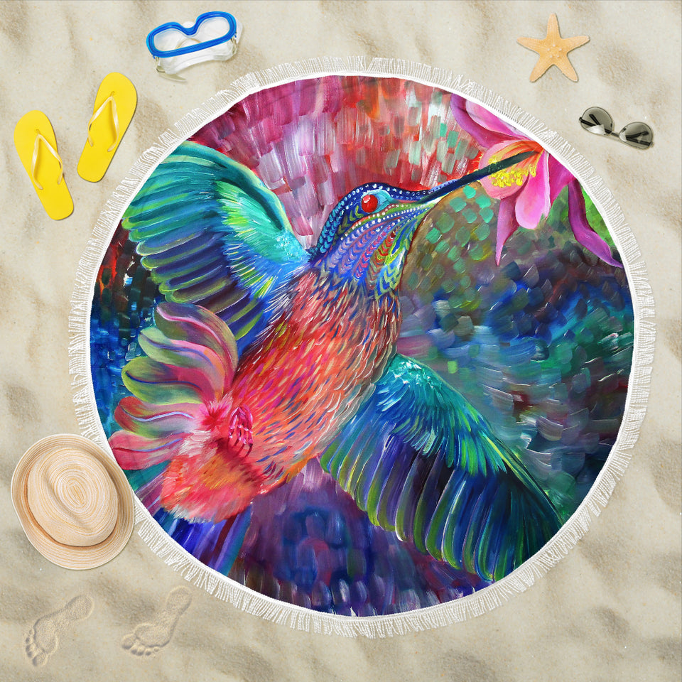 Beach Blanket - Hummingbird's Song