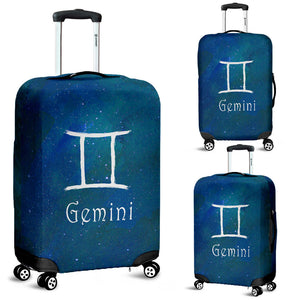 Zodiac Gemini Horoscope Luggage Covers Algarve Online Shop