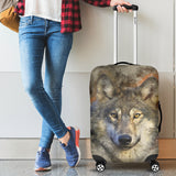 Luggage Cover - I am a Wolf